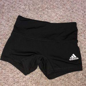 Adidas Climalite spandex shorts
